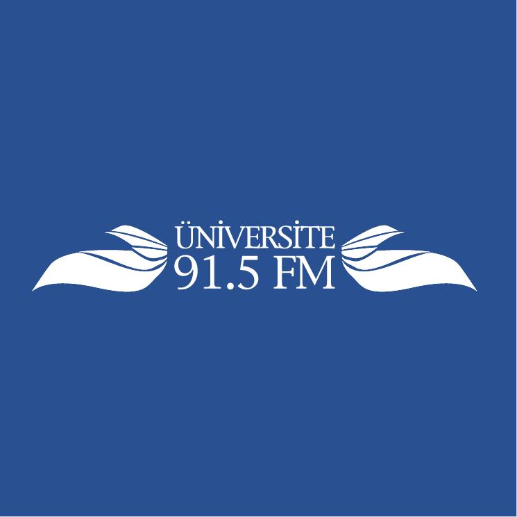 free vector Radio universite