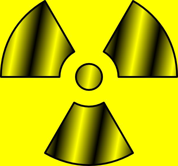 free vector Radioactive Symbol clip art