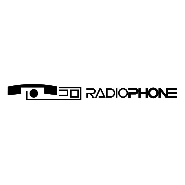 free vector Radiophone