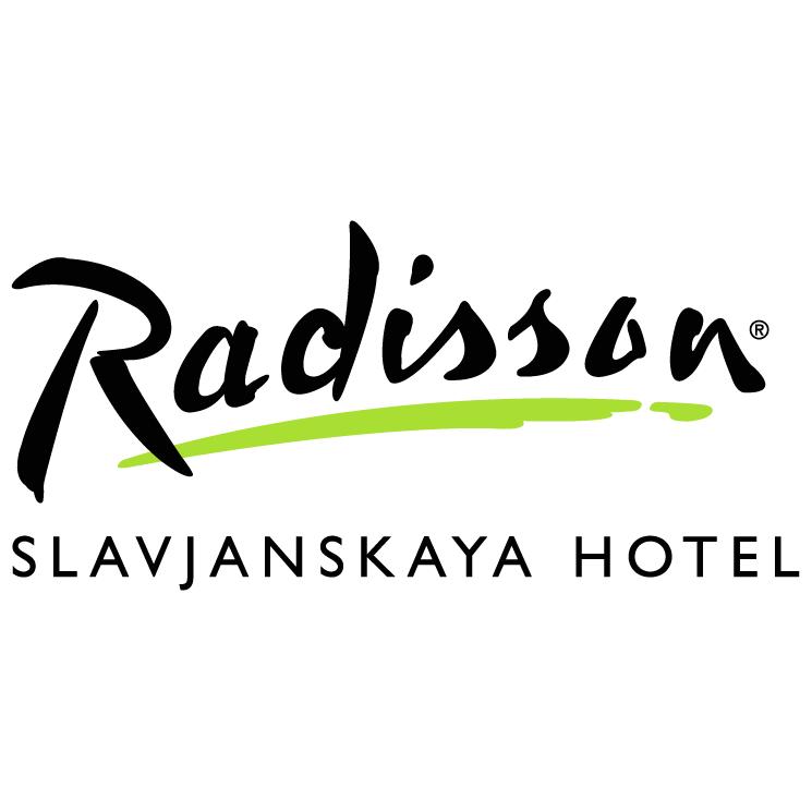 free vector Radisson slavjanskaya hotel
