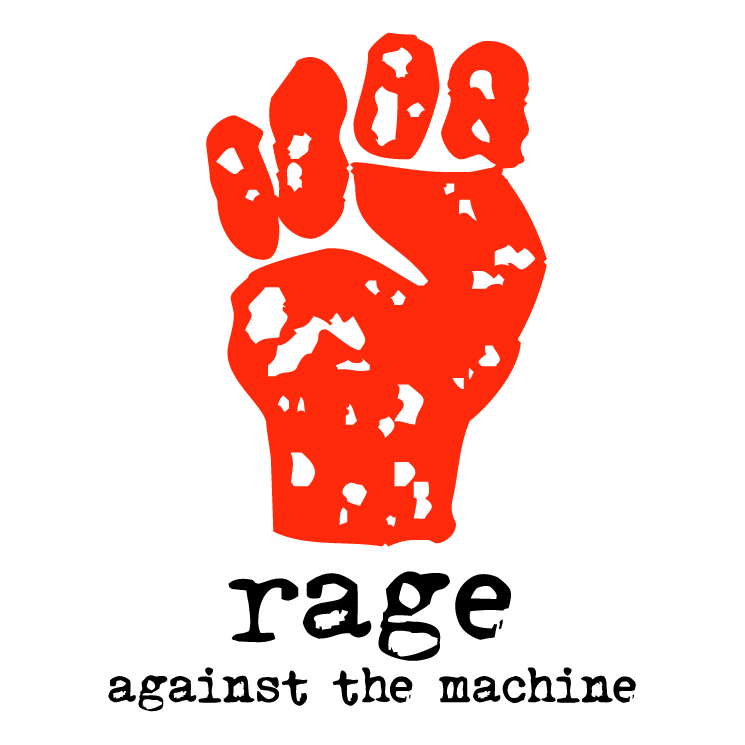free vector Rage against the machine