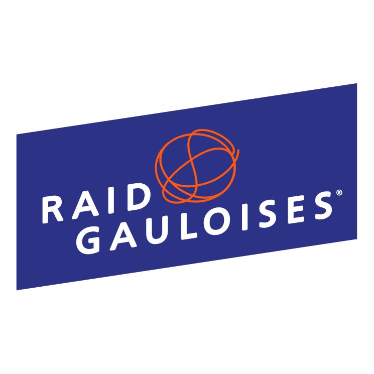 free vector Raid gauloises