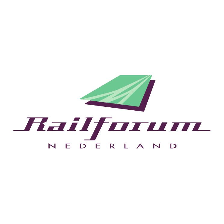 free vector Railforum nederland 0