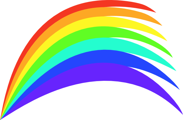 free vector Rainbow clip art
