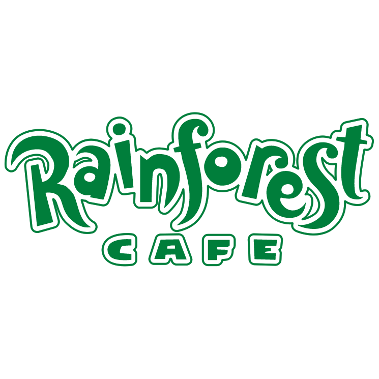 free vector Rainforest cafe