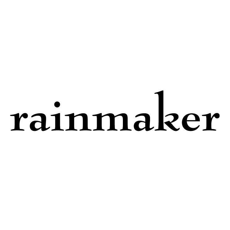 free vector Rainmaker