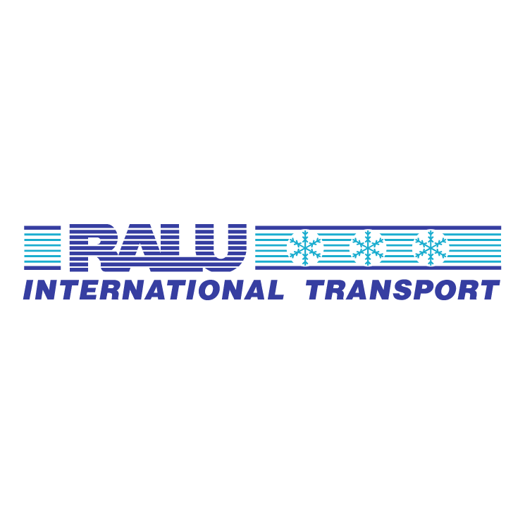 free vector Ralu international transport