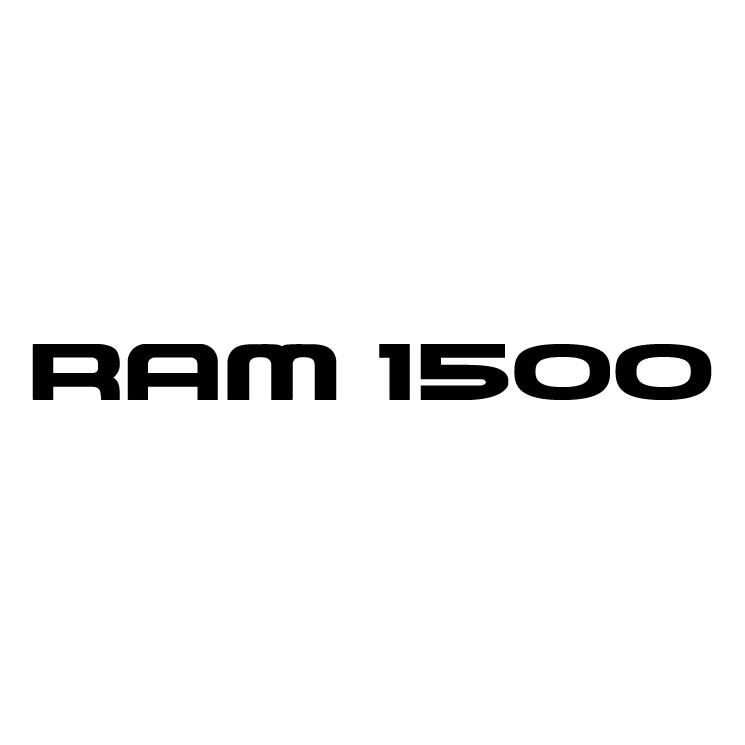 free vector Ram 1500 1