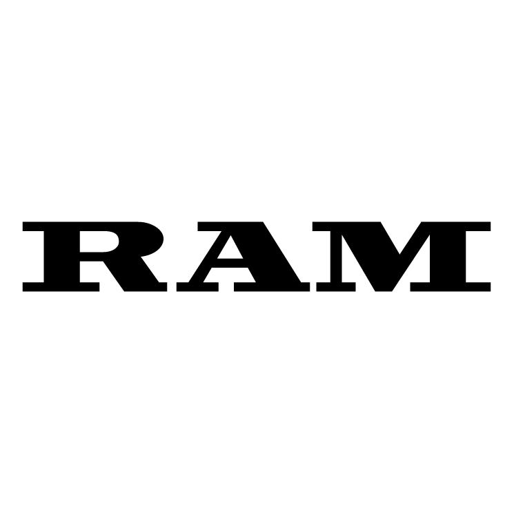 free vector Ram