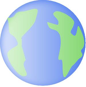 free vector Ramiras Earth Small Icon clip art