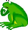 free vector Rana02 clip art
