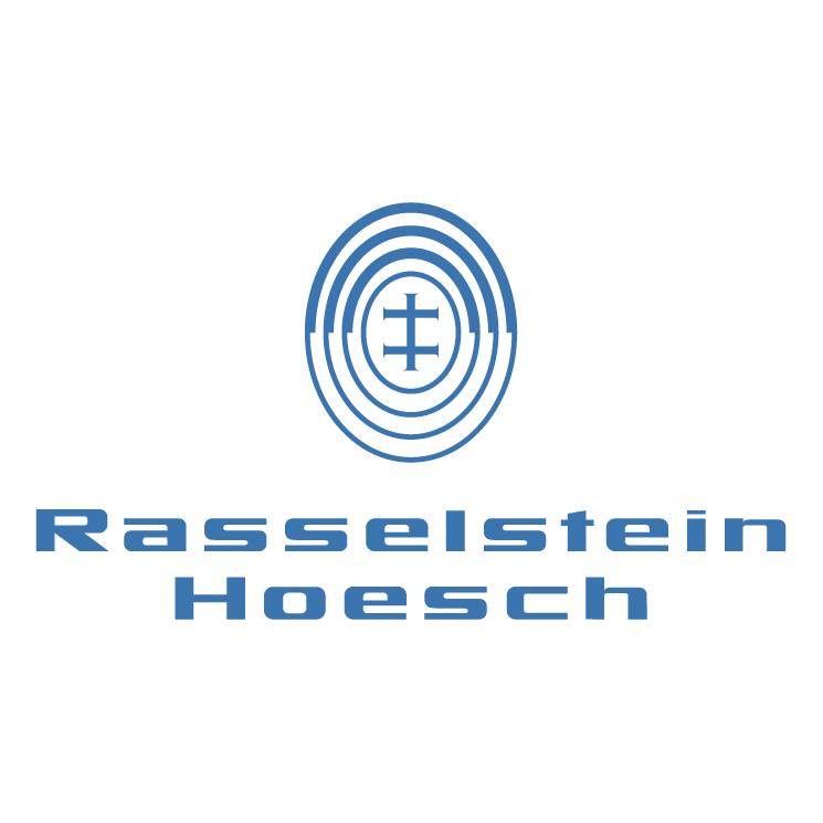 free vector Rasselstein hoesch