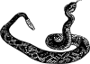 free vector Rattle Snake clip art
