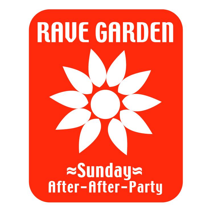 free vector Rave garden