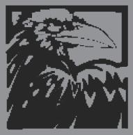 free vector Raven logo