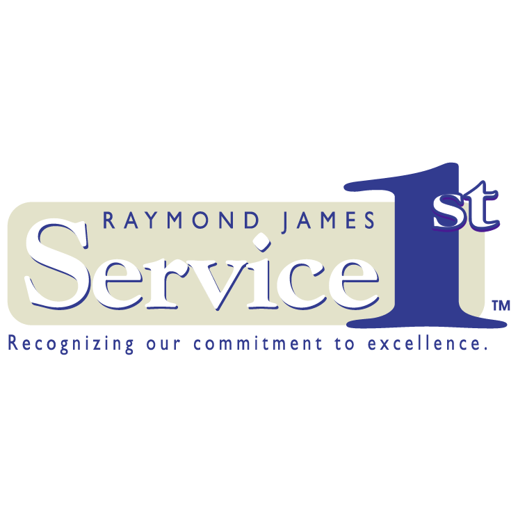 free vector Raymond james service 1st