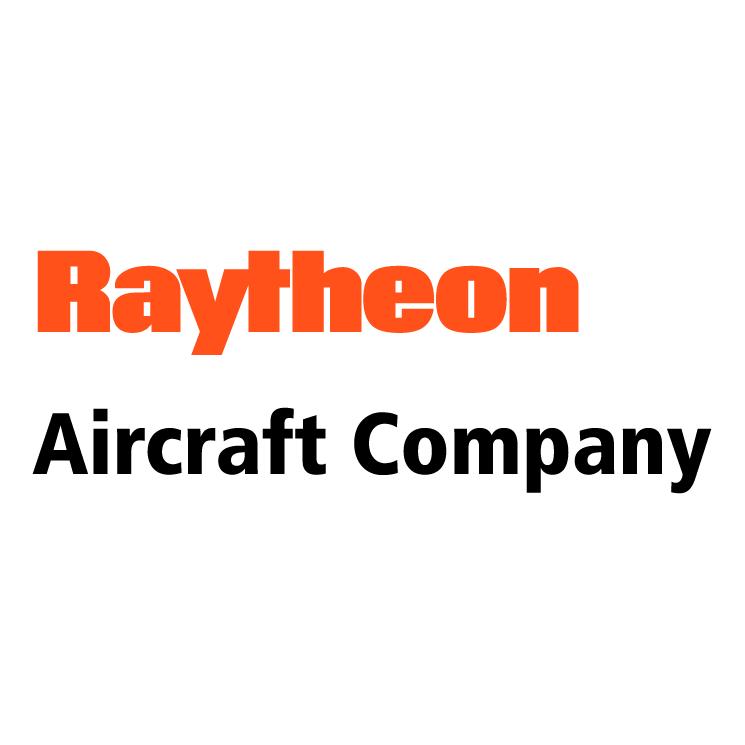 free vector Raytheon aircraft company