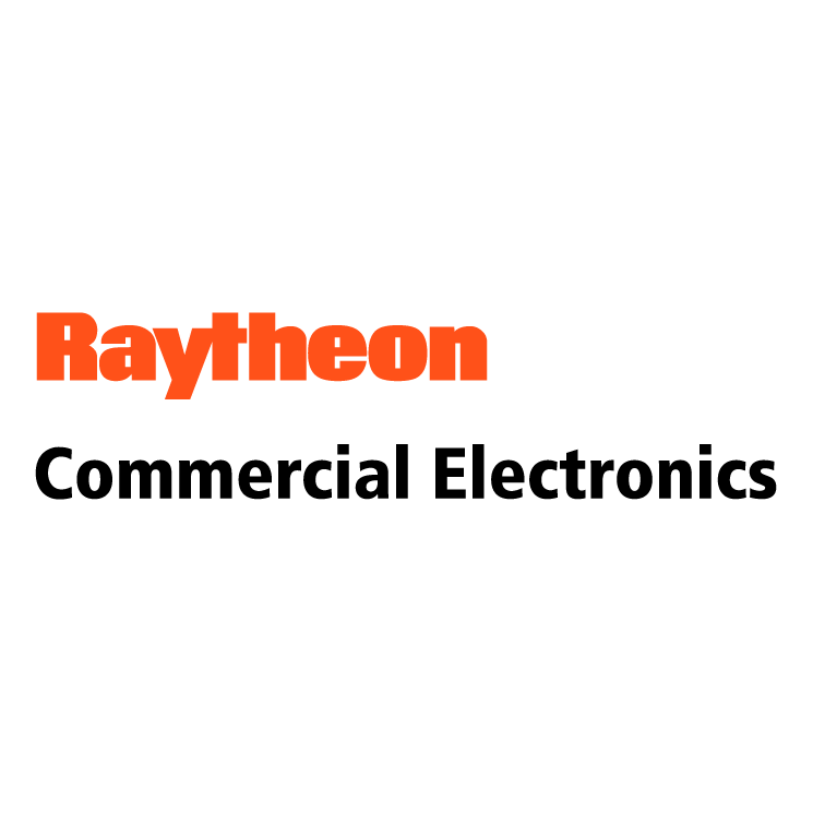free vector Raytheon commercial electronics