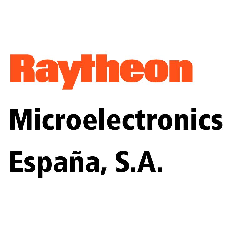 free vector Raytheon microelectronics espana