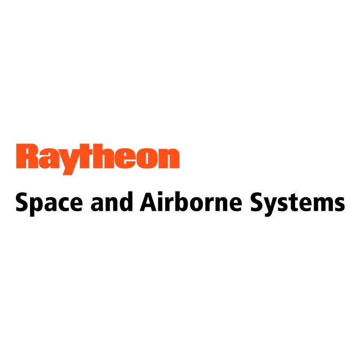 free vector Raytheon space and airborne systems