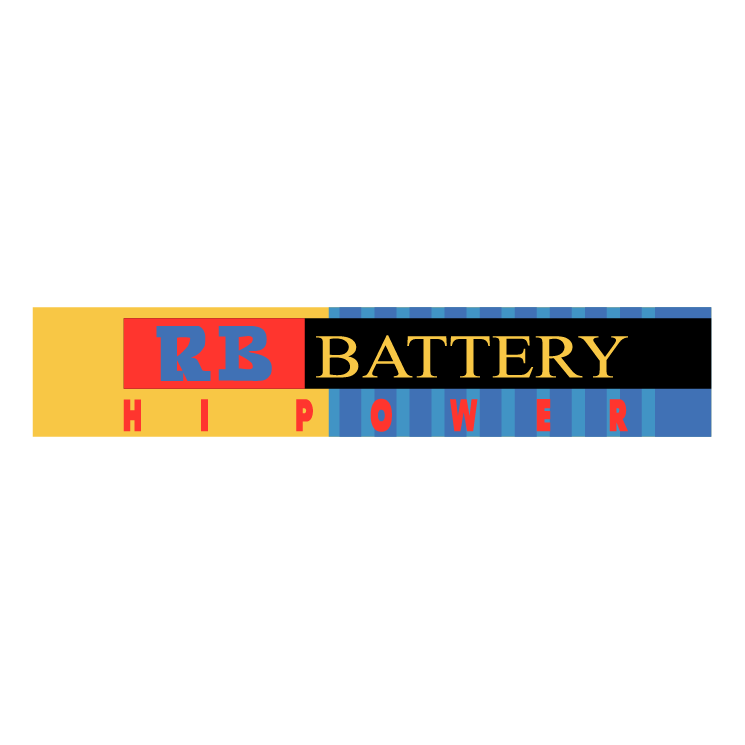 free vector Rb battery