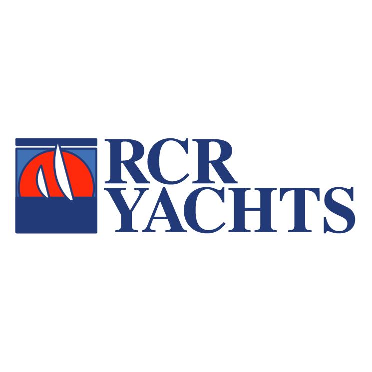 free vector Rcr yachts