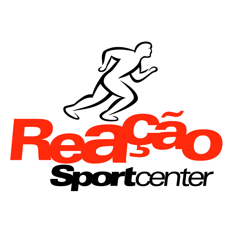 free vector Reacao sport center