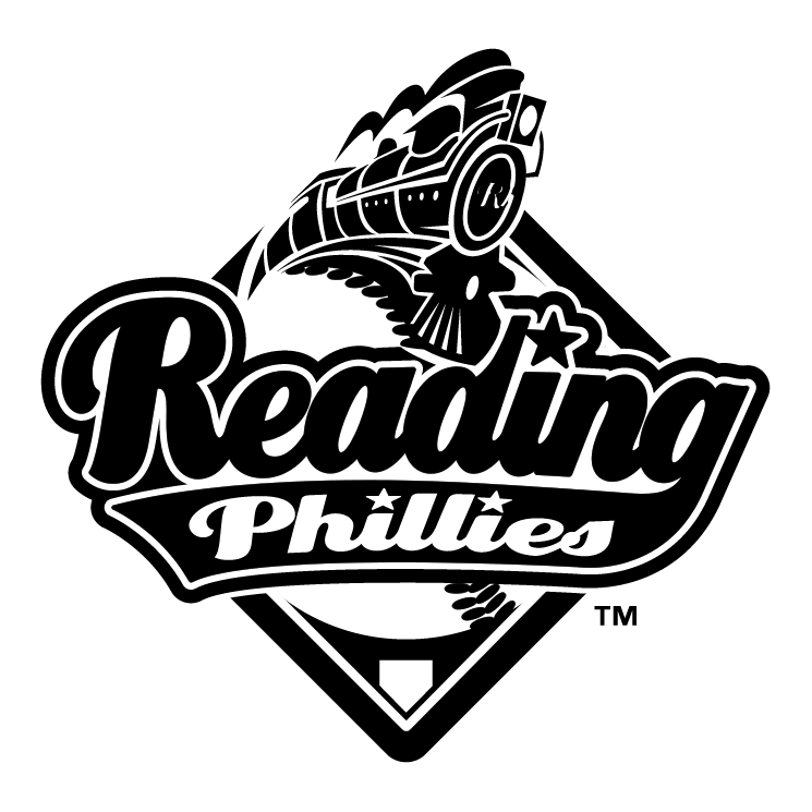 free vector Reading phillies