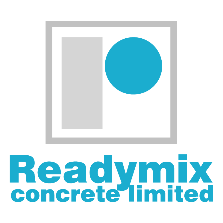Ready Mix Concrete Logo Design : Readymix concrete limited free vector