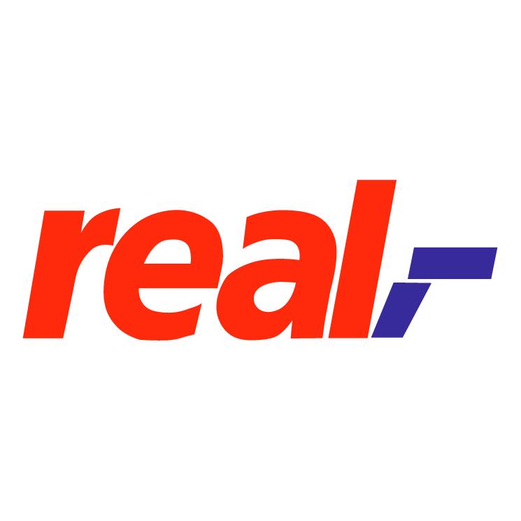 free vector Real hipermarket