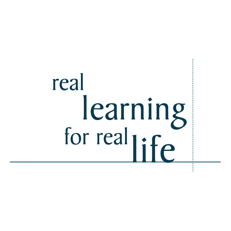 free vector Real learning for real life