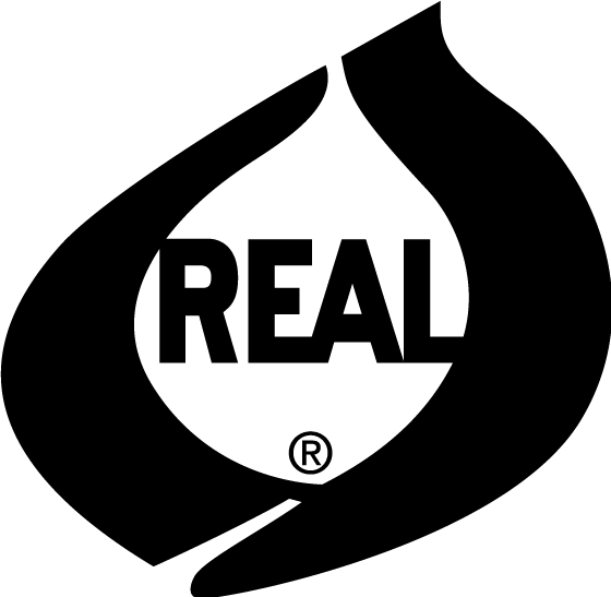 free vector Real logo