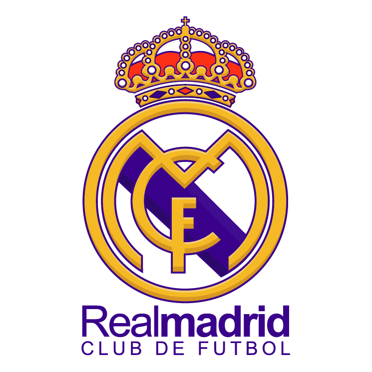 free vector Real madrid c f centenario