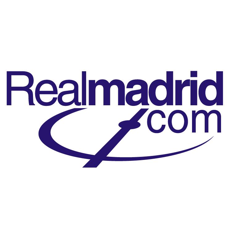 free vector Real madridcom
