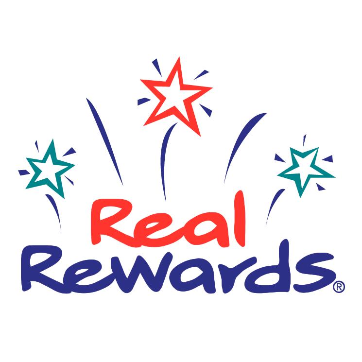 free vector Real rewards