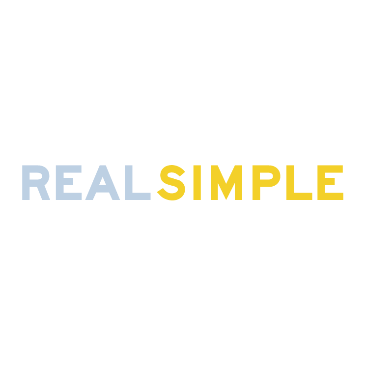 free vector Real simple