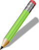 free vector Realistic Pencil clip art