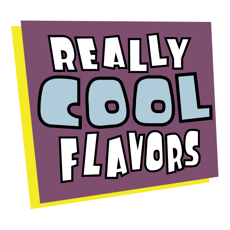 free vector Really cool flavors