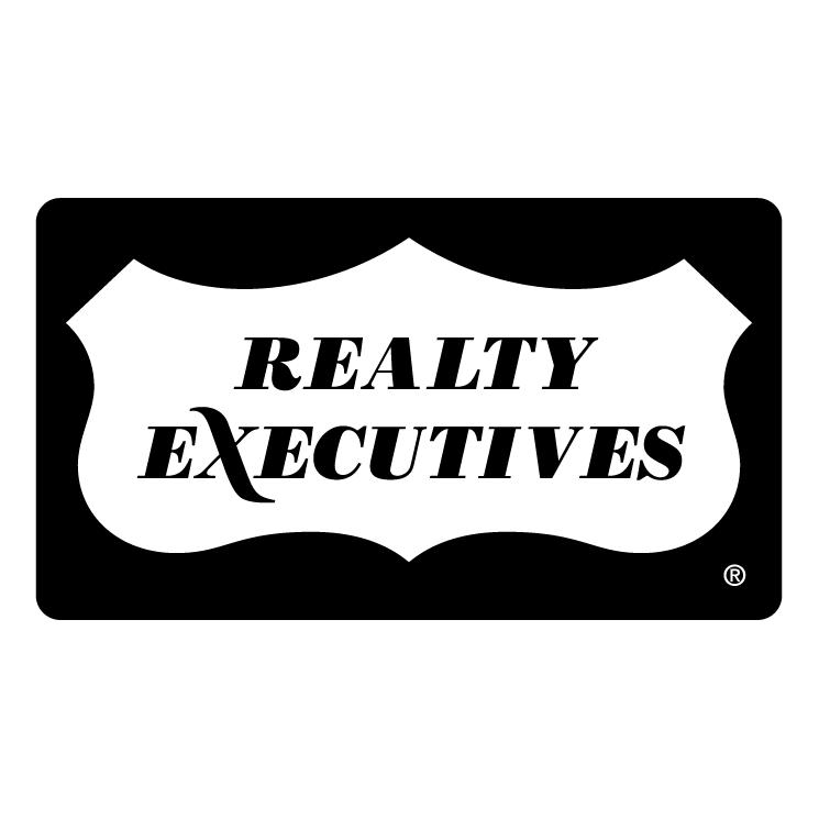free vector Realty executives