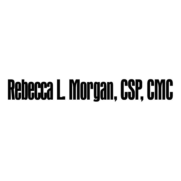 free vector Rebecca l morgan