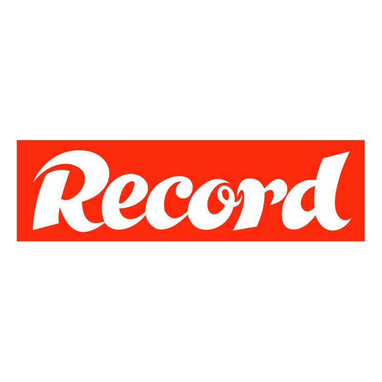 free vector Record 0