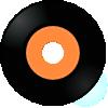free vector Record Album clip art