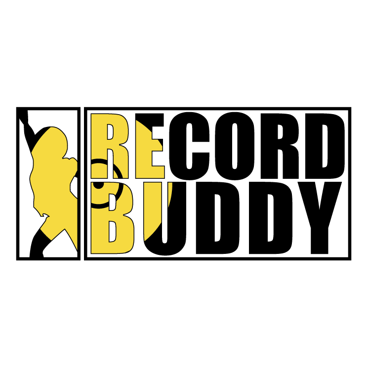free vector Recordbuddy