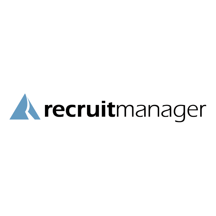 free vector Recruitmanager