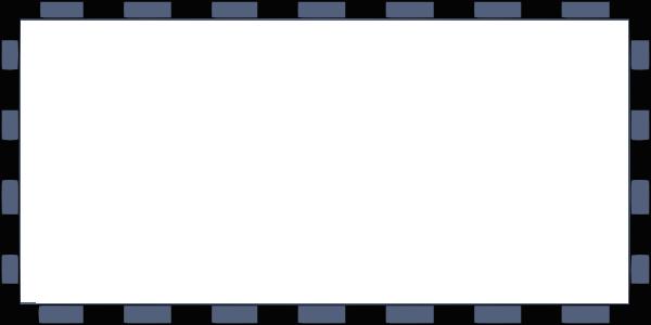 free vector Rectangular Border clip art 106698