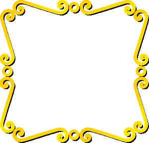free vector Rectangular Border clip art