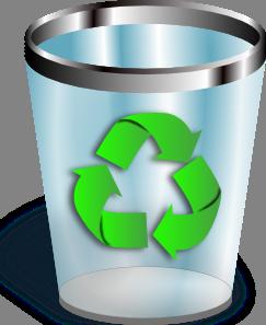 free vector Recycler clip art