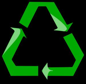 free vector Recycling Sign Symbol clip art