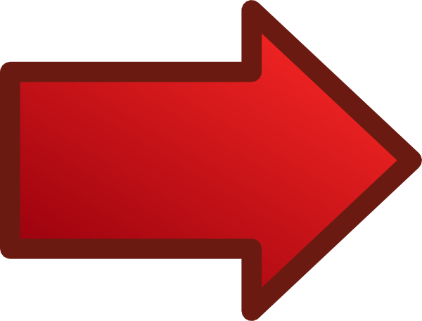 free vector Red Arrows Set Right clip art