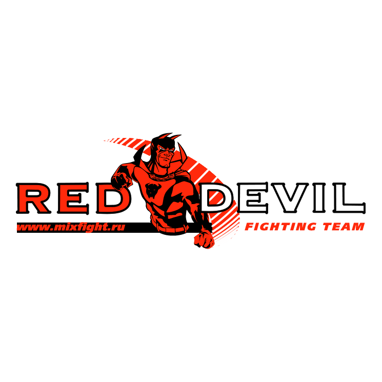 free vector Red devil 3